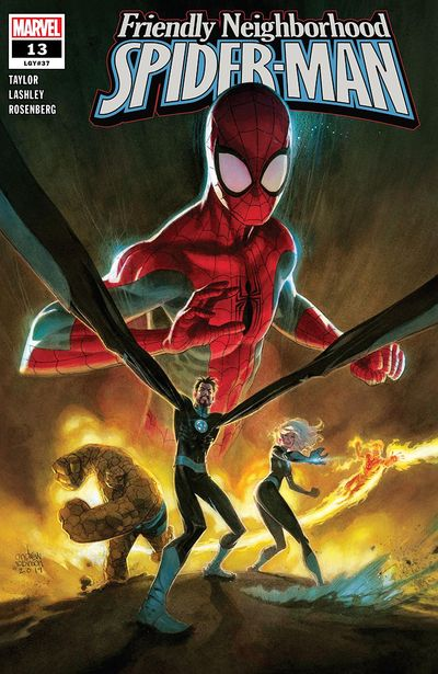 Friendly Neighborhood Spider-Man #13 (2019)