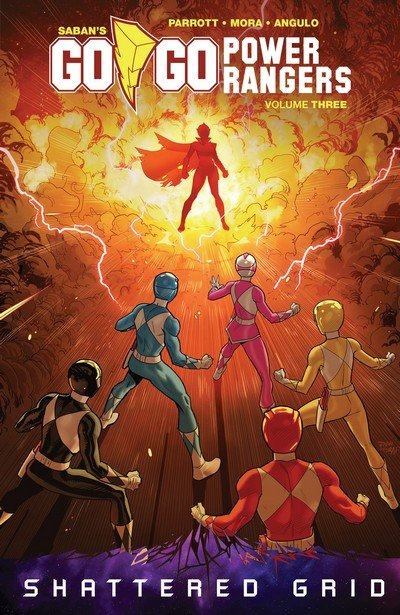 Go Go Power Rangers Vol. 3 (TPB) (2019)