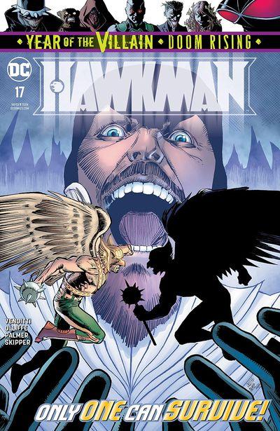 Hawkman #17 (2019)