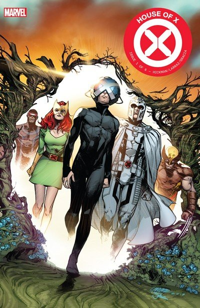 House of X – Powers of X (Story Arc) (2019)