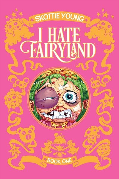 I Hate Fairyland – Book 1 – 2 (2017-2019)