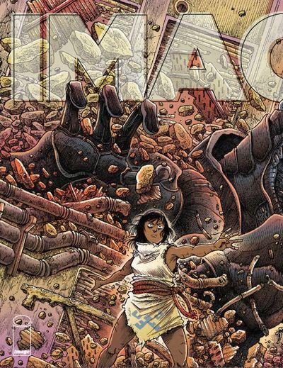 Image Comics Previews November 2019 for January 2020