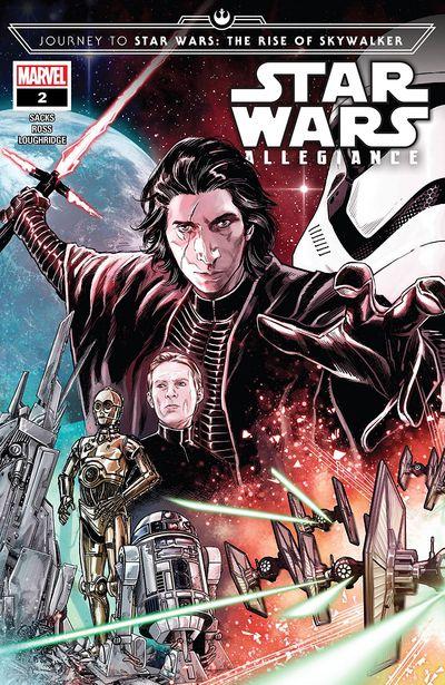 Journey To Star Wars – The Rise Of Skywalker – Allegiance #2 (2019)