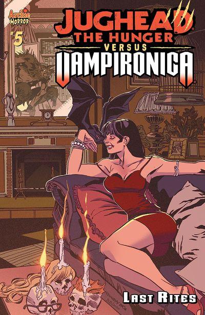 Jughead the Hunger vs. Vampironica #5 (2019)