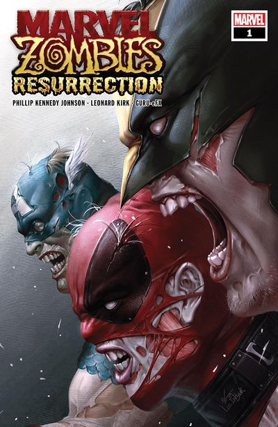 Marvel Zombies – Resurrection #1 (2019)
