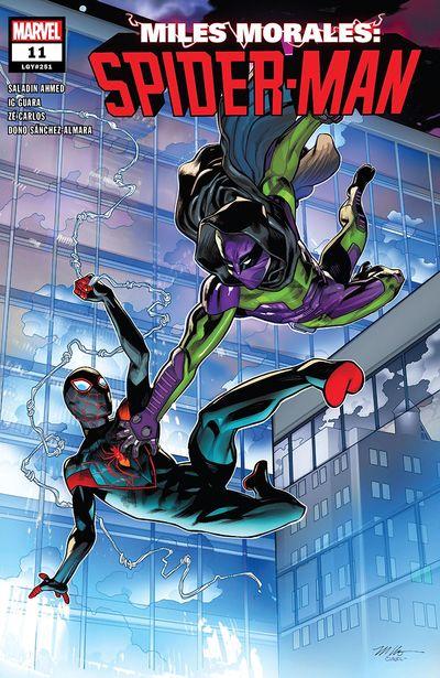 Miles Morales – Spider-Man #11 (2019)