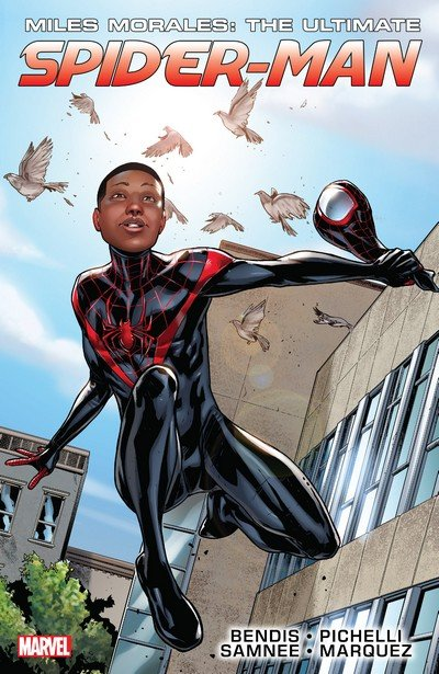 Miles Morales – Ultimate Spider-Man Ultimate Collection Vol. 1 – 3 (2015)