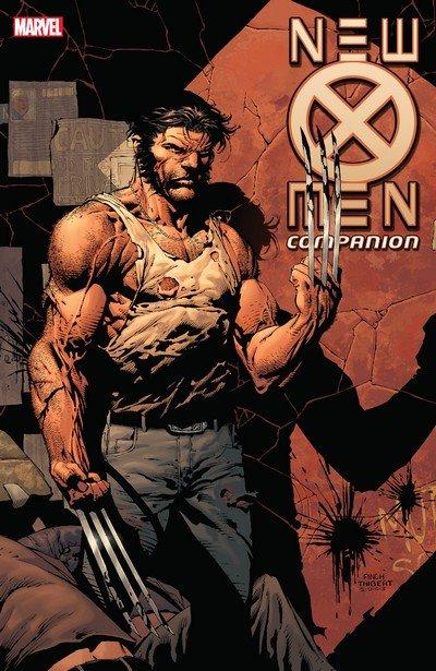 New X-Men Companion (TPB) (2019)