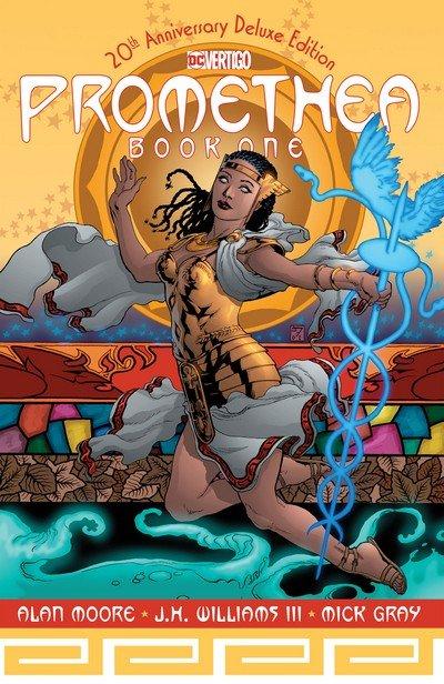 Promethea – The 20th Anniversary Deluxe Edition Book 1 (2019)