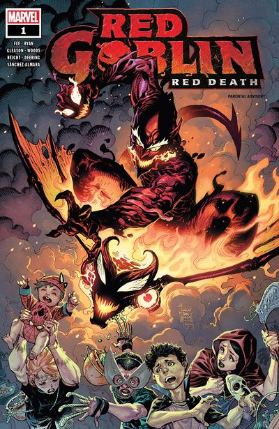 Red Goblin – Red Death #1 (2019)