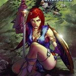 Red Sonja Unchained #1 – 4 (2013)