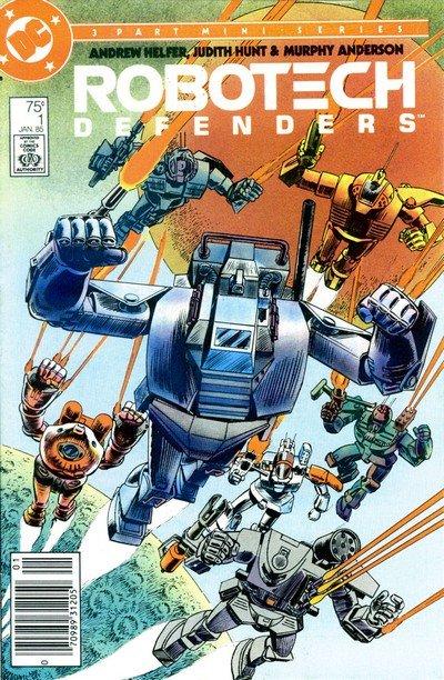 Robotech Defenders #1 – 2 (1985)