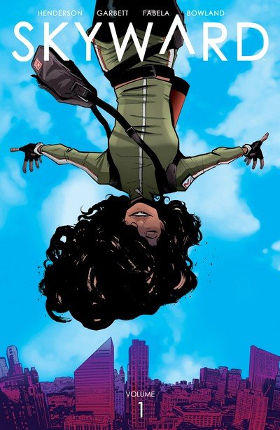 Skyward Vol. 1 – My Low-G Life (TPB) (2018)
