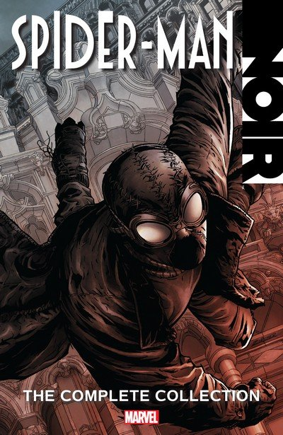 Spider-Man Noir – The Complete Collection (2019)