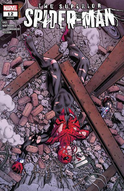 Superior Spider-Man #12 (2019)