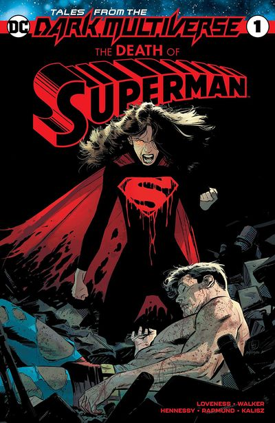 Tales From The Dark Multiverse – The Death Of Superman #1 (2019)