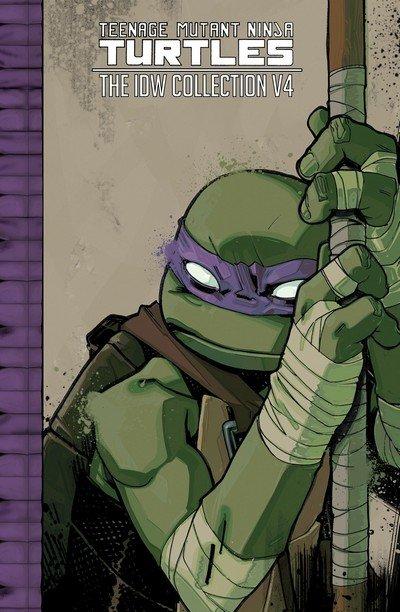 Teenage Mutant Ninja Turtles – The IDW Collection Vol. 4 (2018)