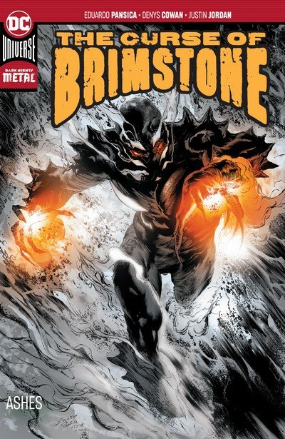 The Curse of Brimstone Vol. 2 – Ashes (TPB) (2019)