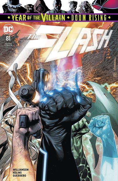 The Flash #81 (2019)