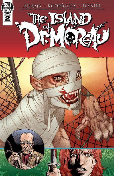 The Island Of Dr. Moreau #2 (2019)