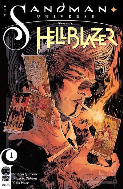 The Sandman Universe Presents Hellblazer #1 (2019)