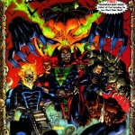 The Supernaturals #1 – 4 (1998)