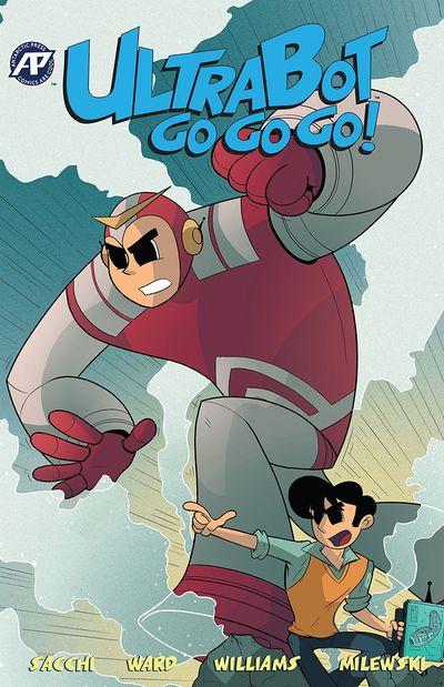 Ultrabot GO GO GO #1 (2019)