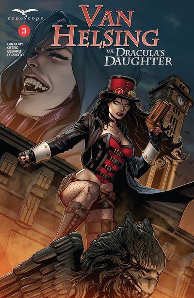 Van Helsing Vs Dracula's Daughter #3 (2019)