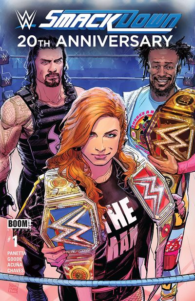 WWE Smackdown #1 (2019)