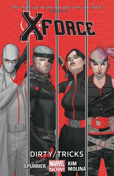 X-Force Vol. 1 – Dirty-Tricks (TPB) (2014)