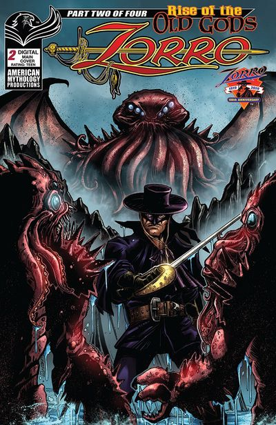 Zorro – Rise Of The Old Gods #2 (2019)