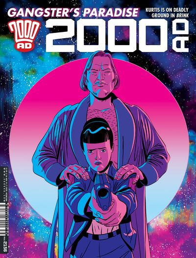 2000AD #2156 (2019)