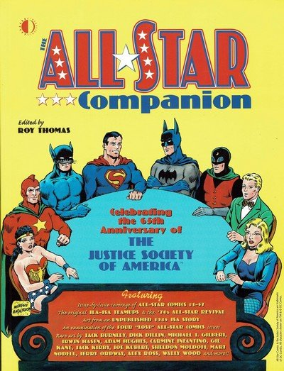 All-Star Companion Vol. 1 – 2 (2004-2006) (Two-Morrows)