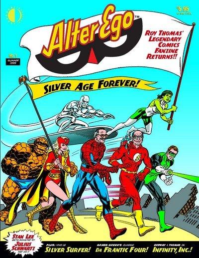 Alter Ego #1 – 160 (1999-2019)