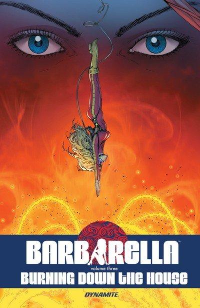 Barbarella Vol. 3 – Burning Down the House (TPB) (2019)