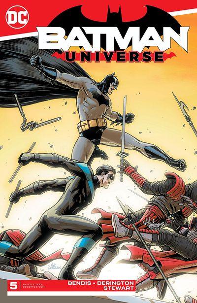 Batman – Universe #5 (2019)