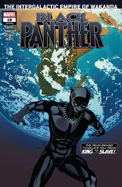 Black Panther #18 (2019)