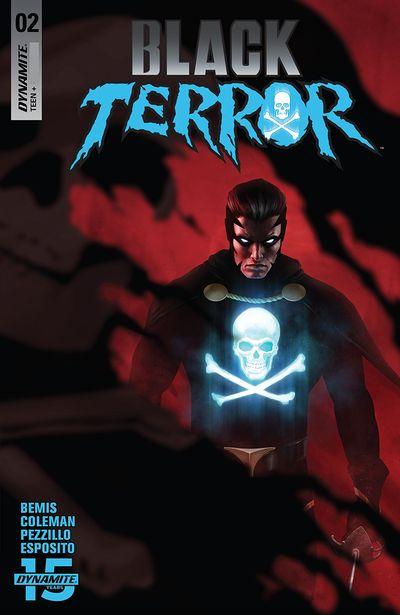 Black Terror #2 (2019)