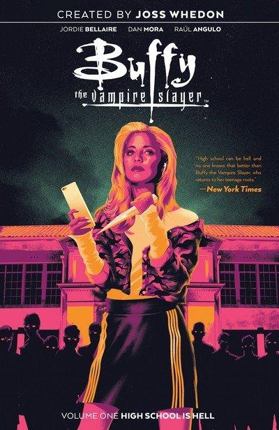 Buffy the Vampire Slayer Vol. 1 -3 (TPB) (2019-2020)