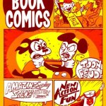 Comic Book Comics #1 – 6 (2008-2011)