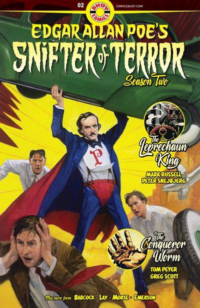 Edgar Allan Poe's Snifter of Terror Season 2 #2 (2019)