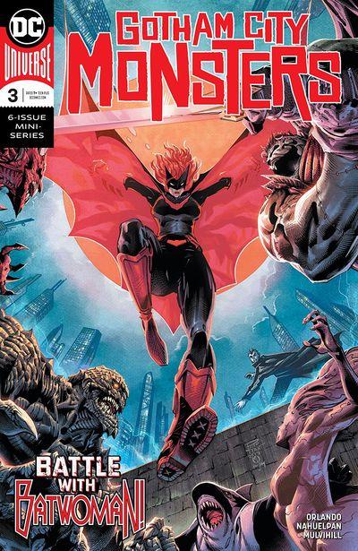 Gotham City Monsters #3 (2019)