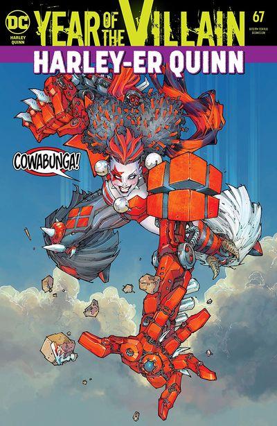 Harley Quinn #67 (2019)