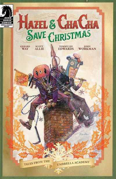 Hazel And Cha Cha Save Christmas – Tales From The Umbrella Academy #1 (2019)