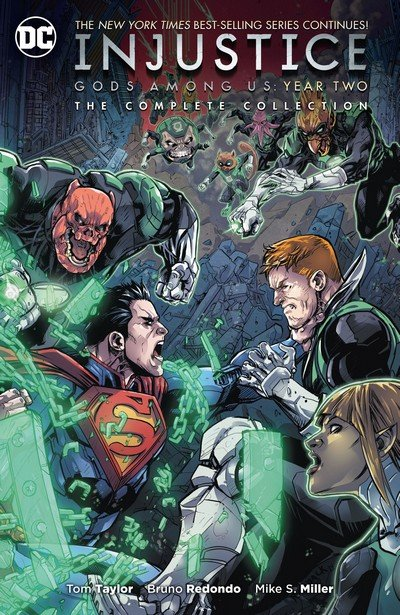 Injustice – Gods Among Us – Year Two – The Complete Collection (2017)