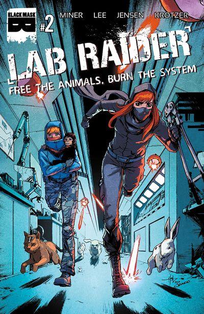 Lab Raider #2 (2019)