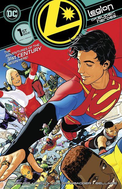Legion Of Super-Heroes #1 (2019)