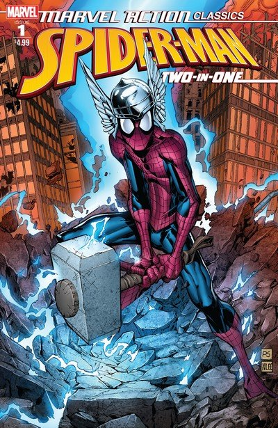 Marvel Action Classics – Spider-Man Two-In-One #1 (2019)