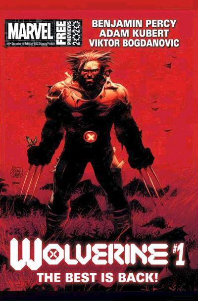Marvel Previews #29 (Dec 2019 for Feb 2020)
