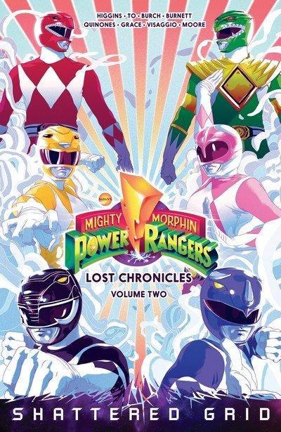 Mighty Morphin Power Rangers – Lost Chronicles Vol. 2 (TPB) (2019)